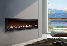 Escea DX1500 Velo Fireplace